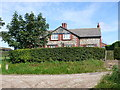TF7132 : House near Shernborne by Nigel Mykura
