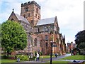 NY3955 : Carlisle Cathedral View by Gordon Griffiths