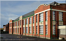 J1953 : Dromore Central primary school (1) by Albert Bridge
