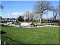 TQ2205 : Skate Park, The Ham, Shoreham by Paul Gillett