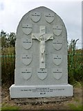 NS5769 : Memorial for the Cadder Pit Disaster by Lairich Rig