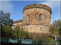 NY4055 : The Citadel, Carlisle  by JThomas