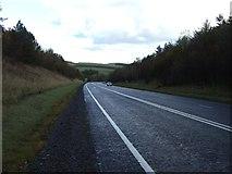 NY6565 : The A69 heading east  by JThomas