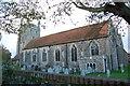 TR0624 : St Nicholas' church, New Romney by Julian P Guffogg