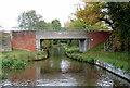 SJ6049 : Baddiley Bridge near Wrenbury Heath, Cheshire by Roger  Kidd