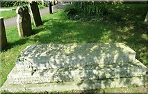 SY7190 : St Michael, Stinsford: Hardy family grave (2) by Basher Eyre