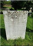 SY7190 : St Michael, Stinsford: Hardy family grave (6) by Basher Eyre