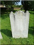 SY7190 : St Michael, Stinsford: Hardy family grave (7) by Basher Eyre