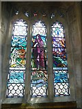 SY7190 : St Michael, Stinsford: window (D) by Basher Eyre