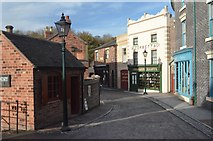 SJ6903 : Blists Hill Town by Ashley Dace