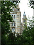 TQ2679 : Natural History Museum, Kensington by Alexander P Kapp