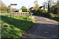SO6818 : The Gloucestershire Way, Longhope by Philip Halling