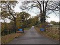 SJ8278 : Gore Lane, Chorley by David Dixon