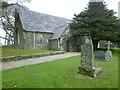 SM8821 : St Mary's Church, Roch by Gordon Hatton