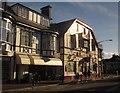 SX9265 : Buildings in St Marychurch by Derek Harper