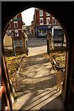 SK7954 : Castlegate view by Richard Croft