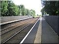 TF0850 : Ruskington railway station, Lincolnshire by Nigel Thompson