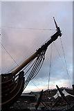 SU6200 : Portsmouth Historic Dockyard, Hampshire by Christine Matthews