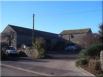 SE2646 : Castley Farm by John Slater