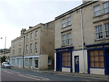 ST7565 : Shop Fronts on the London Rd by Nigel Mykura