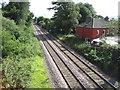 TF0854 : Digby railway station (site), Lincolnshire by Nigel Thompson