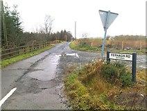 H5475 : Fernagh Road by Kenneth  Allen