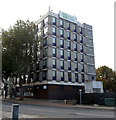 ST5972 : Side view of Holiday Inn Express Bristol City Centre by Jaggery