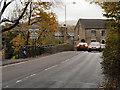 SK0095 : Woolley Bridge by David Dixon