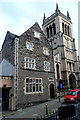ST3188 : St Mary's Institute, Stow Hill, Newport by Jaggery