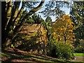 ST3087 : Victorian Stonework, Belle Vue Park by Robin Drayton