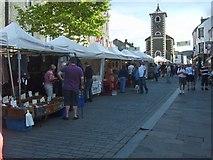 NY2623 : Keswick Market Day by Gordon Griffiths