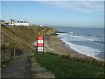 NZ4349 : Red Acre Beach, Seaham by JThomas