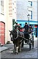 SJ6903 : Blists Hill Victorian Town - one-horsepower vehicle by Chris Allen