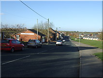 NZ3745 : Front Street (A182), South Hetton by JThomas