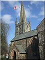 SS4919 : St Michael's church, Great Torrington by Dave Kelly