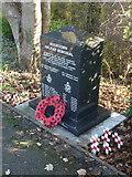 SZ0995 : Moordown: the Halifax Memorial by Chris Downer