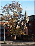 SK5640 : Nottingham, NG1 - Upper College St by David Hallam-Jones