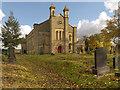 SJ9696 : St Mary's Church, Newton by David Dixon