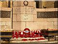 SD8010 : Bury War Memorial Inscription by David Dixon