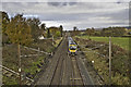 SD5139 : West Coast Main Line at Bilsborrow by Peter Moore