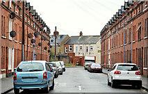 J3573 : Delaware Street, Belfast by Albert Bridge