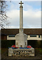 TQ3158 : War Memorial, Old Coulsdon, Surrey by Peter Trimming