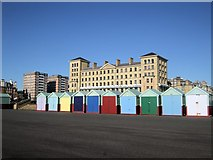 TQ2904 : Kings House, Hove by Paul Gillett