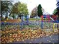 SO9693 : Play area, Jubilee Park by Alex McGregor