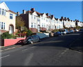 ST5970 : Hilly Redcatch Road, Knowle, Bristol by Jaggery