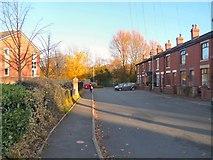 SJ9594 : Garside Street by Gerald England