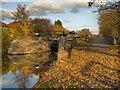 SJ8997 : Lock 17, Ashton Canal by David Dixon