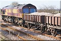 TF4959 : Class 66 at Wainfleet by Dave Hitchborne