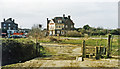 TQ8478 : Site of Allhallows-on-Sea station, 1995 by Ben Brooksbank
