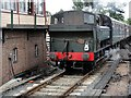 TQ8632 : Rolvenden, Kent & East Sussex Railway by Helmut Zozmann